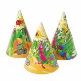Bug Party Hats, pk/12