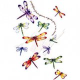 Dragonflies Adult T-Shirt