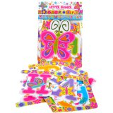"Spring Butterfly ""Happy Birthday"" Banner"