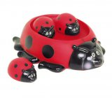 Ladybug Floating Bath Family