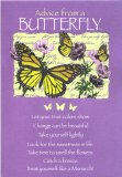 Butterfly Advice Card
