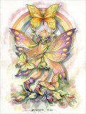 Begsma Petite Butterfly Birthday Card