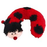 Plush Ladybug Neck Pillow