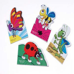 Bug Notepads, pk/12