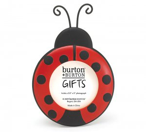 Little Ladybug Photo Frame
