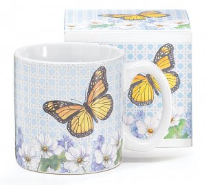 Beautiful Butterfly Mug