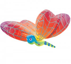 Giant Mylar Dragonfly Balloon