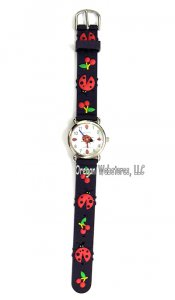 Ladybugs Youth Watch, Black Band