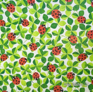 Lady Bug Gift Wrap