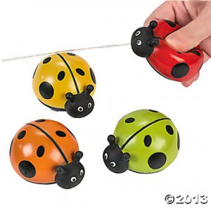 Fun Squirting Ladybugs (12)
