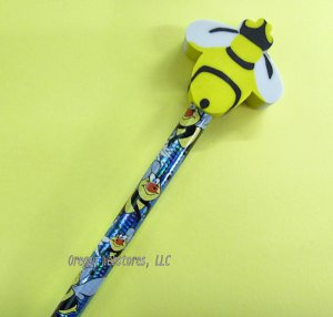 Busy Bees Pencil with Bee Topper