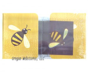 Summer Bees Office Page Sticky Flags
