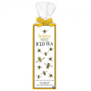 Scattered Bees Honey Mint Tea